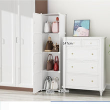 Load image into Gallery viewer, Soggiorno Shabby Armoire Rangement Nightstand Commode Chambre Children Clothes Meuble Salon Mueble De Sala Chest Drawer Cabinet