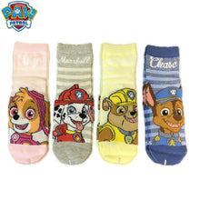 Load image into Gallery viewer, Promotion! 2020 New Genuine Paw Patrol chase skye rubble cute Sock spring summer Cotton socks children toy doll birthday gift