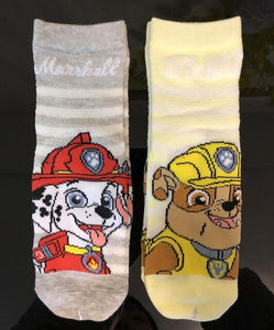 Promotion! 2020 New Genuine Paw Patrol chase skye rubble cute Sock spring summer Cotton socks children toy doll birthday gift