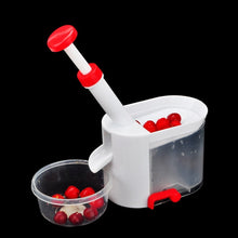 Load image into Gallery viewer, Cheery Pitter Cherries Seed Extraction Machine Core Seed Remover чистить вишню от косточек Cherry Cleaning Fruit Tool