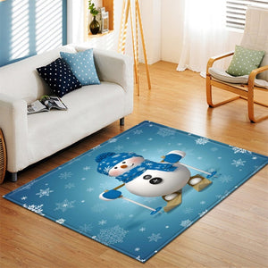 Nordic Living Room Carpet Kids Room Decoration Rug Home 3D Children Anti-Slip Large Carpet Hallway Floor Bedroom Bedside Mat