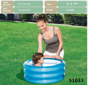 Baby inflatable swimming pool children's toys  bathtub sea ball pool swimming ring