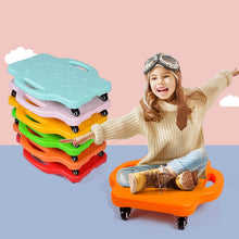 Load image into Gallery viewer, Sensory Training Equipment Big Scooter Games for Children Home Sense Outdoor Toys Fitness Balance Board Outside Training Toys