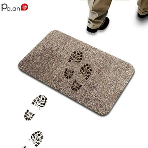 Advanced Absorbent Doormat for Entrance Magic 1-step Cleaning Door Mat Pet Paw Clean Kitchen Floor Mat Rugs Carpet Rugs As Tv