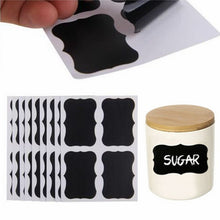 Load image into Gallery viewer, Kitchen Accessories Gadgets 36Pcs Erasable Blackboard Sticker Craft Kitchen Jars Organizer Labels Cooking Tools Kitchen Supplies