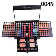 Load image into Gallery viewer, Miss Rose 130 Colors Makeup Set Box Professional Eyeshadow Blush Lipstick Foundation Eyebrow Makeup Kit de Maquiagem Cosmetics