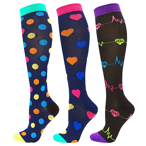 Compression Socks compression socks for varicose veins Women Men Medical Varicose Veins Leg Relief Pain Knee High Stockings