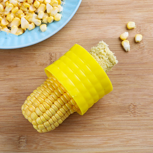 Corn Stripper Cutter Kitchen Cob Remover Fruit Vegetable Tools Protecting Hand Gadgets Cob Cutter  Corn Shaver Peeler