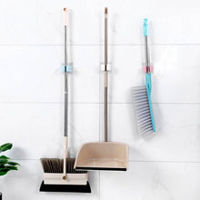 Load image into Gallery viewer, Kitchen Accessories Gadget Kitchenware Mop Broom Organizer Holder Bathroom Garden Tools Storage Rack Kitchen Supplies Goods Item