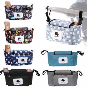 Multifunctional Mummy Diaper Nappy Bag Baby Stroller Bag Travel Backpack Designer Nursing Bag for Baby Care