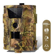 Load image into Gallery viewer, 12MP 1080P Trail Hunting Camera  Wildcamera Wild Surveillance HT001B  Night Version  Wildlife Scouting Cameras Photo Traps Track
