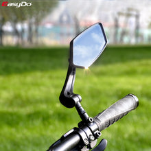 Load image into Gallery viewer, EasyDo Bicycle Rear View Mirror Bike Cycling Wide Range Back Sight Reflector Adjustable Left Right Mirrors