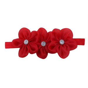 Baby Headband Flower Girls Bows Toddler Hair Bands for Baby Girls Kids Headbands Turban Newborn Haarband Baby Hair Accessories