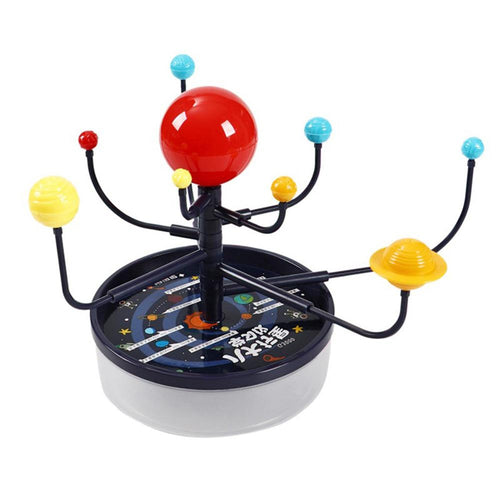 Solar System Eight Planets Model Educational Toy DIY Science Experiment Kit