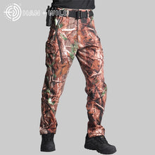 Load image into Gallery viewer, Men's TAD Softshell Tactical Jacket Outdoor Sport Camouflage Hunting Clothes Jacket Or Pants Military Suits For Climbing Hiking