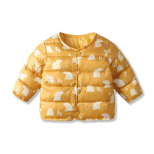Load image into Gallery viewer, Children's Baby Windbreaker Jacket for Boy Winter Autumn Kid Coat Boys Parka Kids Child Trench Coat Boys Cotton Jackets