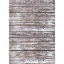 Load image into Gallery viewer, Vinyl Custom Photography Backdrops Prop Wooden Planks Theme Photography Background  JL-36