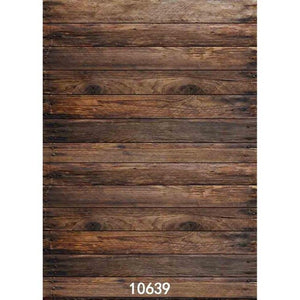 Vinyl Custom Photography Backdrops Prop Wooden Planks Theme Photography Background  JL-36