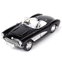 Load image into Gallery viewer, Maisto 1:24 1957 Chevrolet Corvette Sports Car Static Die Cast Vehicles Collectible Model Car Toys