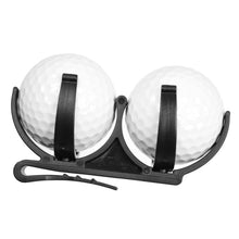 Load image into Gallery viewer, Golfer Golf Ball Holder Clip Organizer Golfing Sporting Training Tool Accessory