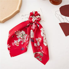 Load image into Gallery viewer, Summer Elastic Hairband Women Hair band Ladies Scrunchie Hair Bands Rings Rope Ties Head Ropes Hair Accessories Headdress