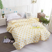 Load image into Gallery viewer, 18 Quilt Twin Full King Size Giraffe Summer Quilt Blankets Adult Kids Bedspread Bedclothes Flower Comforter Duvet Blanket