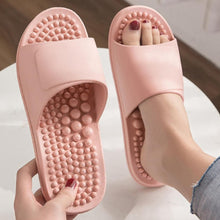 Load image into Gallery viewer, New Unisex Slippers Massage Shoes Indoor Home Soft Non-Slip Home Slippers Women Wear-Resistant Massage Comfortable Slippers