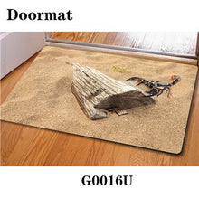 Load image into Gallery viewer, HUGSIDEA 3D Creative Home Carpets Non-slip Kitchen Tapetes Rugs Para Casa Sala for Home Living Room Carpet Alfombras Tapis Salon