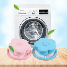 Load image into Gallery viewer, Reusable Laundry Hair Removal Catcher Floating Pet Fur Catcher Cleaning Balls Dirty Fiber Collector Washing Machine Accessories