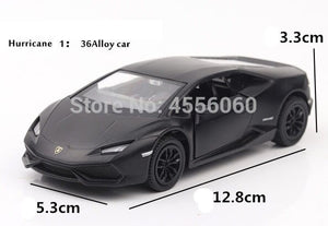 1/36 Corvette Camaro G63 Grinding Black Alloy Car Model Simulation Kids Die-cast Vehicles Toys Gifts Collection