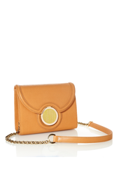 Sobrina Crossbody/Clutch Bag in Camel