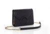 Sobrina Crossbody/Clutch Bag in Black
