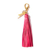 Classic Knot Tassel in Bright Pink