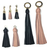 Mini Classic Knot Tassel in Blush