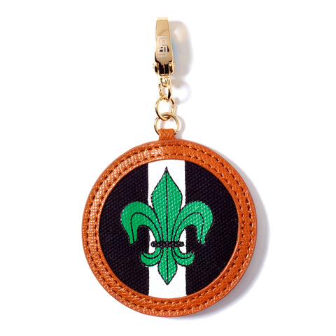 Calling Card Fob in Emerald