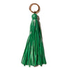 Classic Knot Tassel in Bright Green