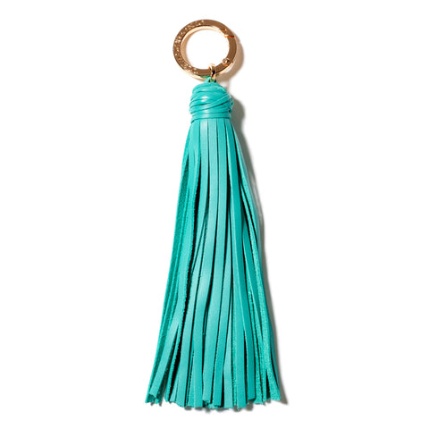 Classic Knot Tassel in Teal
