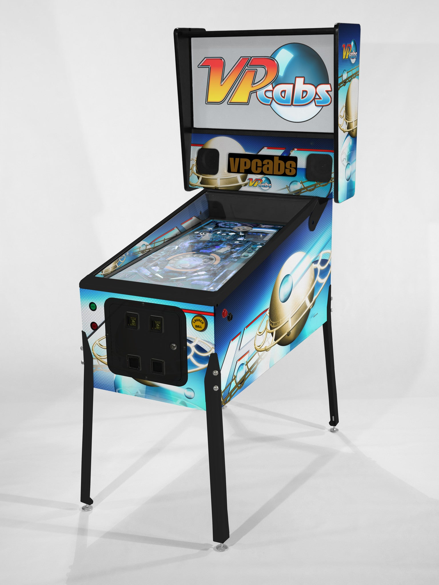 Classic Virtual Pinball Machine - VP Cabs, LLC