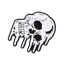 Load image into Gallery viewer, Skull Lapel Pins