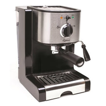 Load image into Gallery viewer, Capresso EC100 Pump Espresso and Cappuccino Machine Bundle with Knox Milk Frother, Frothing Pitcher and Espresso Tamper