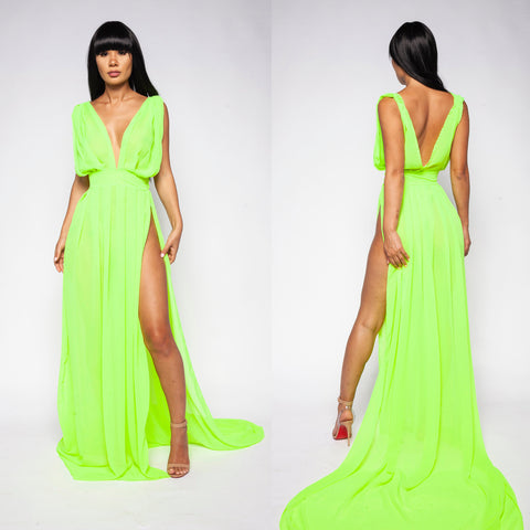 Paradise Gown