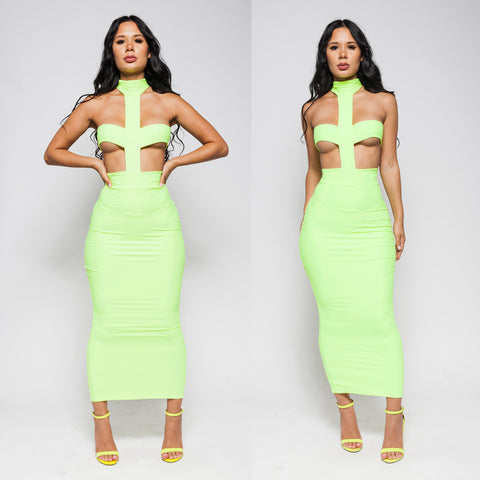 Jade Skirt Set