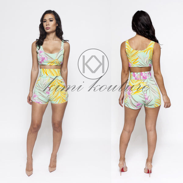 Tropical Short Set