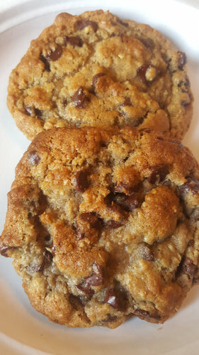 1-Dozen Gluten Free Chocolate Chip Cookies