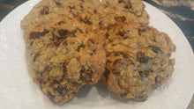 Load image into Gallery viewer, The Crazy Buyck Gluten Free Cranberry Oatmeal Cookies