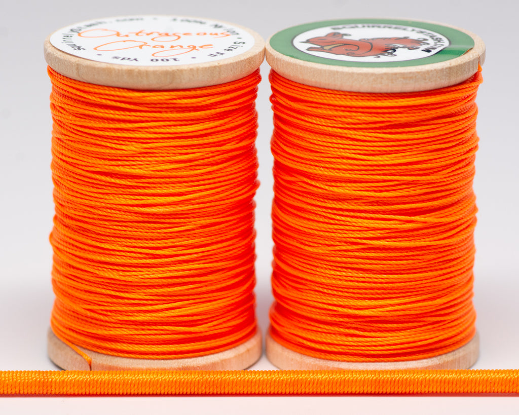 FF Nylon - Outrageous Orange