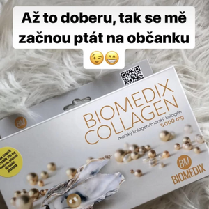 Biomedix Collagen Plus Orange (XNUMX Monat)