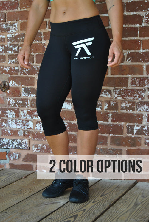 FF Compression Capris