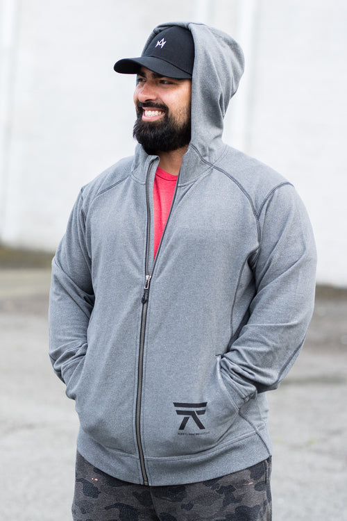 Performance Zip-Up