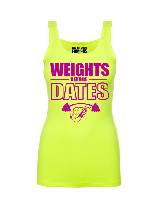 Ladies Weights Tank
